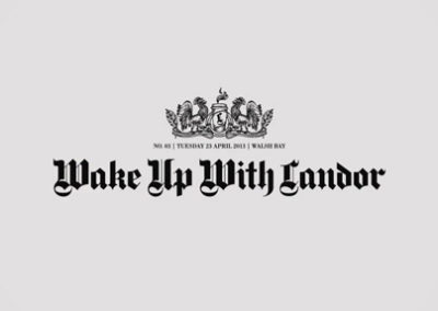 WAKE UP WITH LANDOR | EVENT COVERAGE